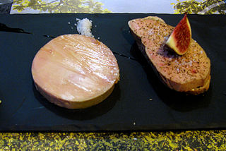 Fois gras du Périgord