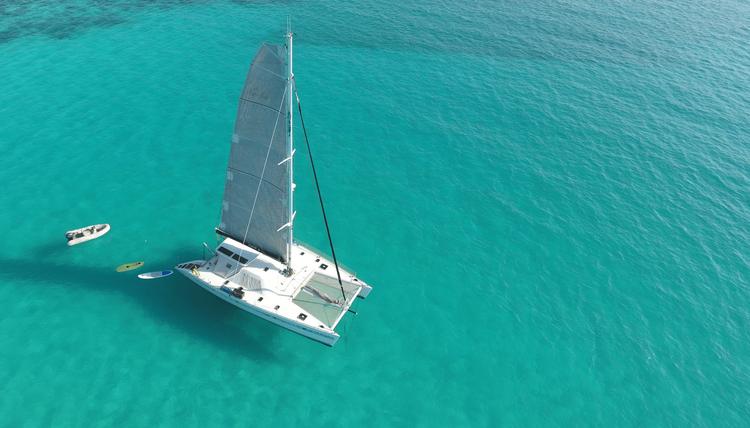 Croisière catamaran aux Seychelles