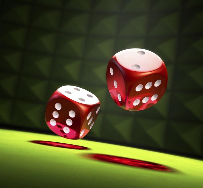 dés poker